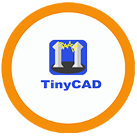 TinyCAD on cloud